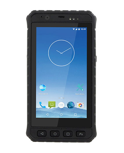 "5"" Rugged Handheld PDA"