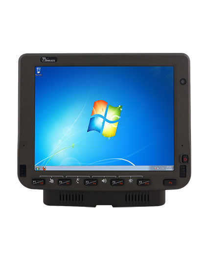 FM10 - 10.4-inch Vehicle Mount Computer